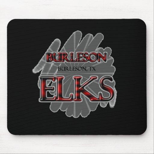 ALCES de la High School secundaria de Burleson - B Tapetes De Raton