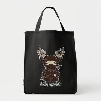 ¡Alces de Ninja! La bolsa de asas