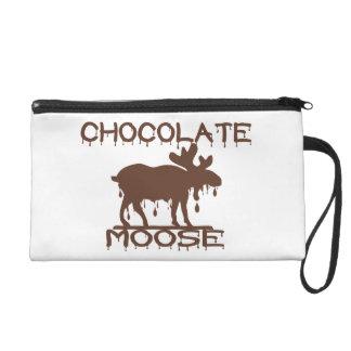 Alces del chocolate