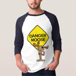 Alces del peligro polera