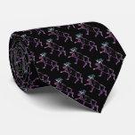 Alces eléctricos corbatas