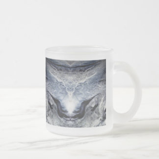 Alces elíseos taza de cristal