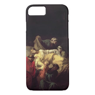 Alcestis sacrifices herself to save her husband Ad iPhone 8/7 Case