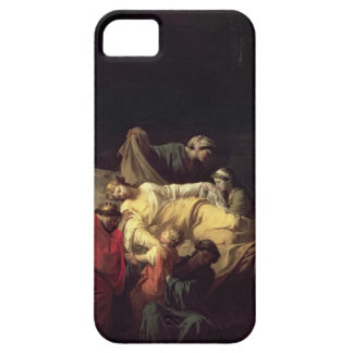 Alcestis sacrifices herself to save her husband Ad iPhone SE/5/5s Case