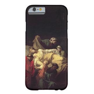 Alcestis se sacrifica para ahorrar su anuncio del funda para iPhone 6 barely there