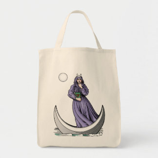 Alchemical Ace of Vessels Tote Bag