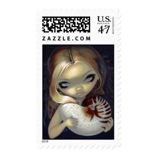 """""""Alchemical Angel II"""" Stamp"""