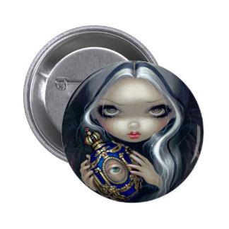 """Alchemical Angel IV"" Button"