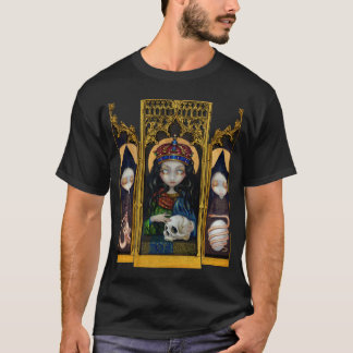 Alchemical Queen Shirt alchemy gothic triptych