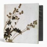Alchemilla, from a Herbarium Vinyl Binders
