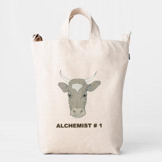 Alchemist cow duck bag
