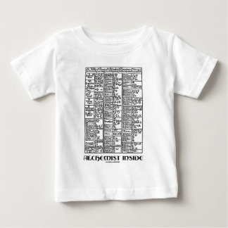 Alchemist Inside (Alchemy Table) Baby T-Shirt