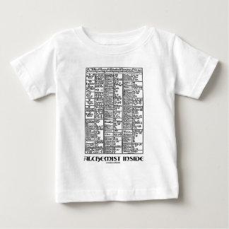 Alchemist Inside (Alchemy Table) T-shirt