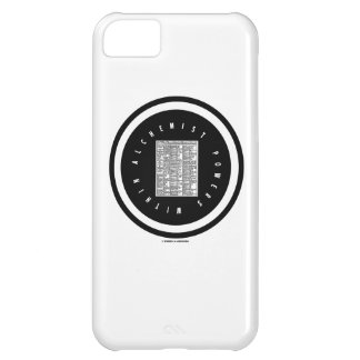 Alchemist Powers Within (Alchemy Table Logo) iPhone 5C Cases