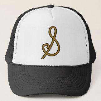 Alchemist Symbol for Gold Trucker Hat