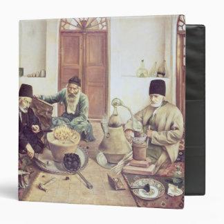 Alchemists, 1893 binder