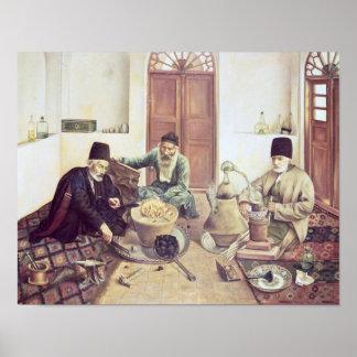 Alchemists, 1893 poster