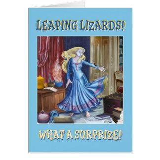 Alchemist's Daughter Card