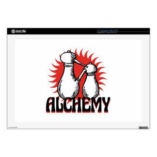 "Alchemy 17"" Laptop Skins"