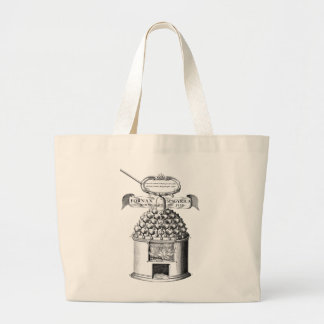 Alchemy Athanor Furnace Large Tote Bag