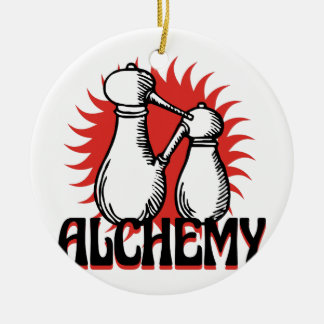 Alchemy Ceramic Ornament