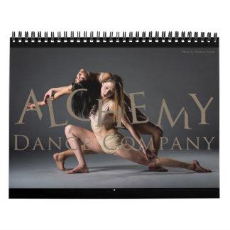 Alchemy Dance Company 2015 Calendar