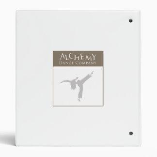 Alchemy Dance Company Binder