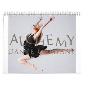Alchemy Dance Company Calendar