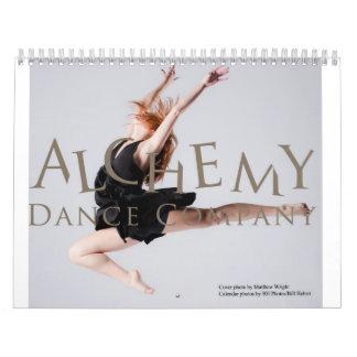 Alchemy Dance Company Calendars