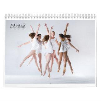 Alchemy Dance Company Jan-Dec 2010 Calendar