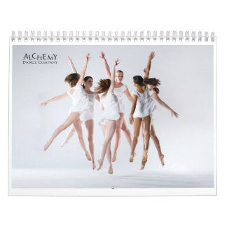 Alchemy Dance Company Jan-Dec 2010 Calendar