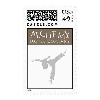 Alchemy Dance Company Stamp
