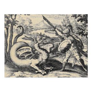Alchemy Dragon Postcard