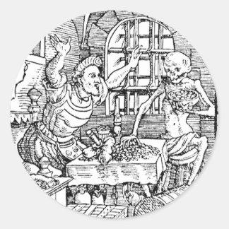 Alchemy History stickers