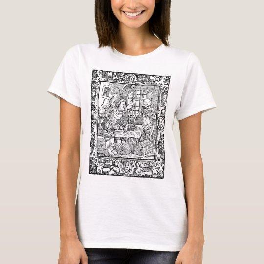 Alchemy History T-shirt