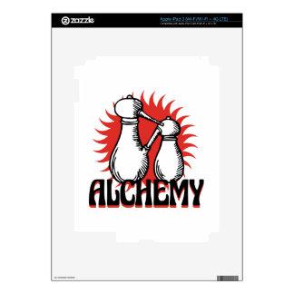 Alchemy iPad 3 Decals