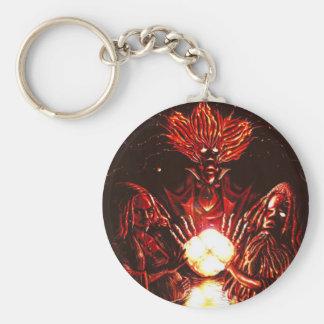 Alchemy Keychain