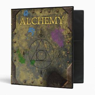 "Alchemy Lab Binder 1"""