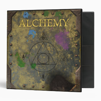 "Alchemy Lab Binder 2"""