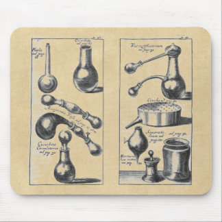 Alchemy Lab Manual Mousepads