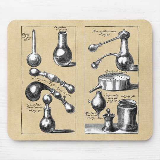 Masonic Working Tools Mouse Pad