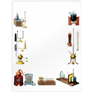 Alchemy Laboratory Tools for the Great Work Dry-Erase Board