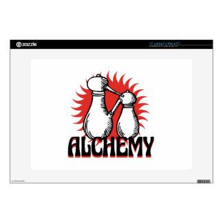 Alchemy Laptop Decal