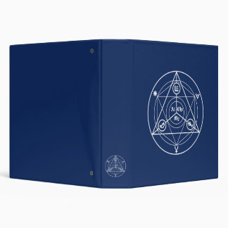 Alchemy manifesto binder