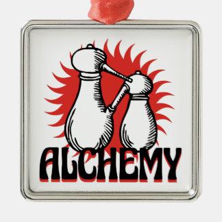 Alchemy Metal Ornament