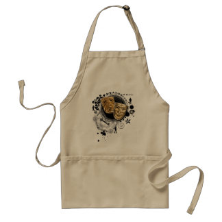 Alchemy of Acting Drama Masks Aprons