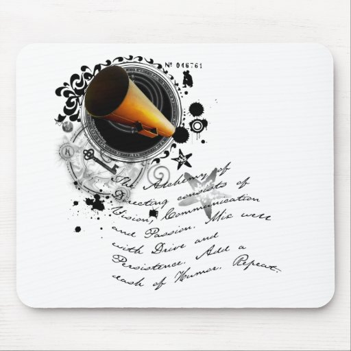 Alchemy of Directing Mouse Pad