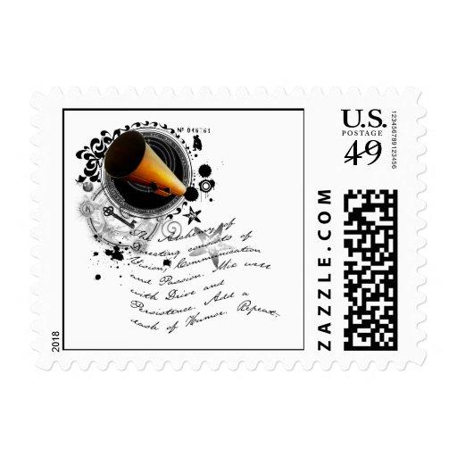 Alchemy of Directing Postage Stamp