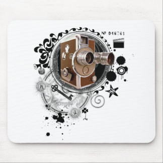 Alchemy of Filmmaking Image Mouse Pads