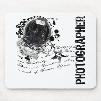 Alchemy of Photography (Photographer) Mouse Pad